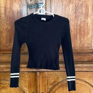 Sweater Long Sleeve Top